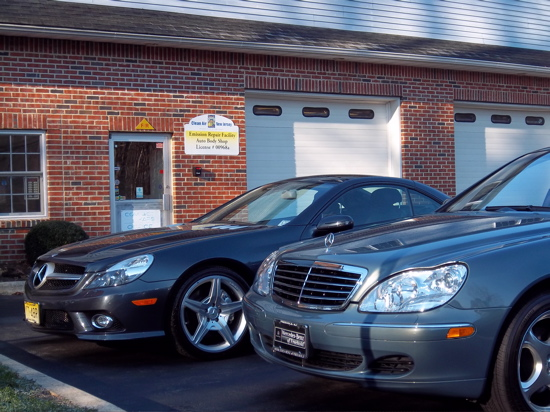 New epa 6h paint standard drives hydrovane compressed air for Mercedes benz collision repair