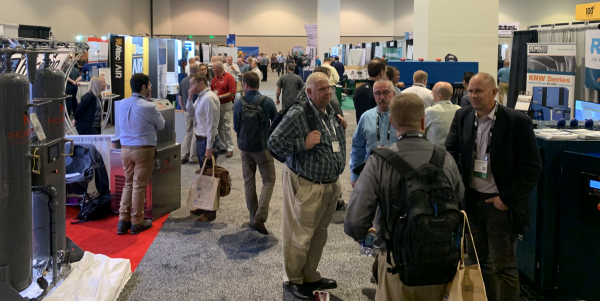 2019 Best Practices EXPO Show floor