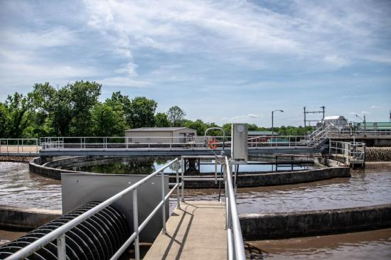 Fayetteville Wastewater Treatment Plant