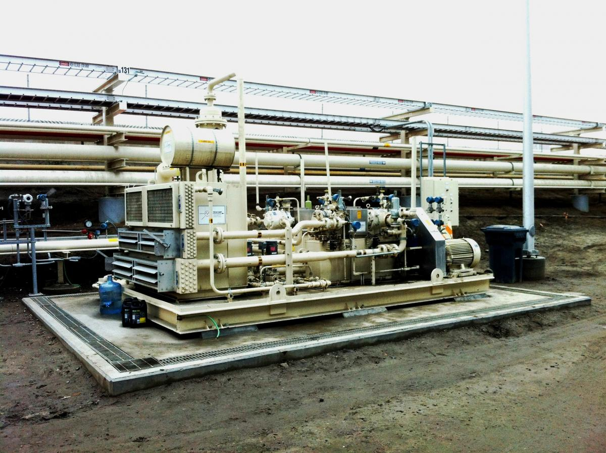 The Evolution of Biomass Compressors | Compressed Air Best Practices