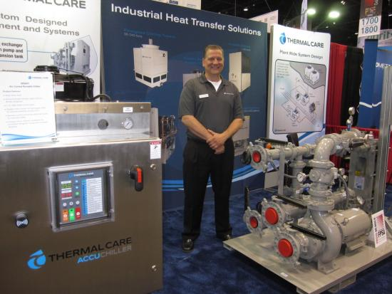 Thermal Care at Process Expo 2017