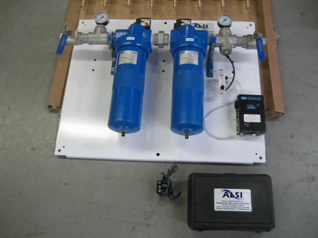 Niosh And Osha Grade D Standard Review For Supplied Air Respirators