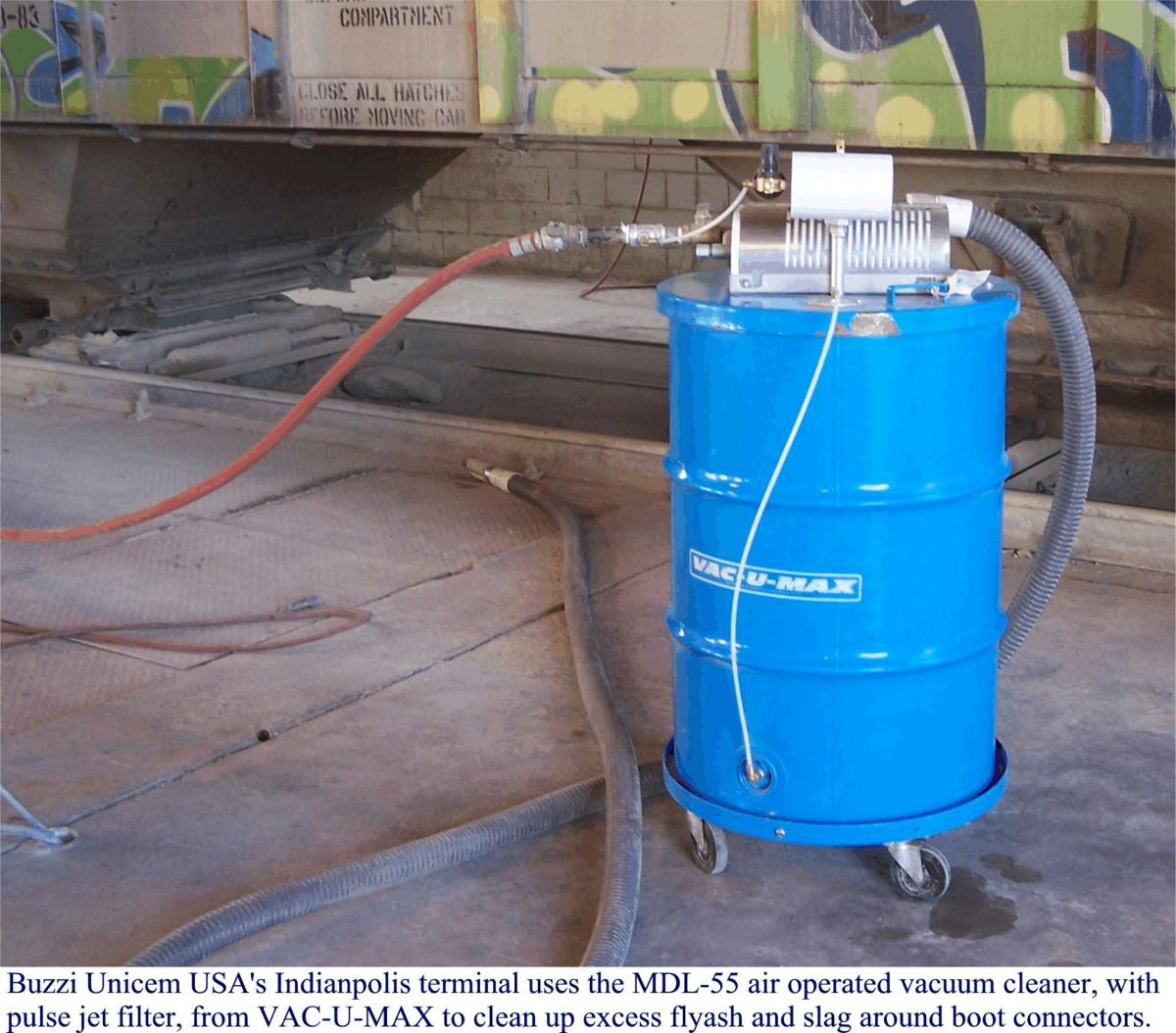 Air Cleaning Units : Industrial vacuum cleaners use compressed air in portland