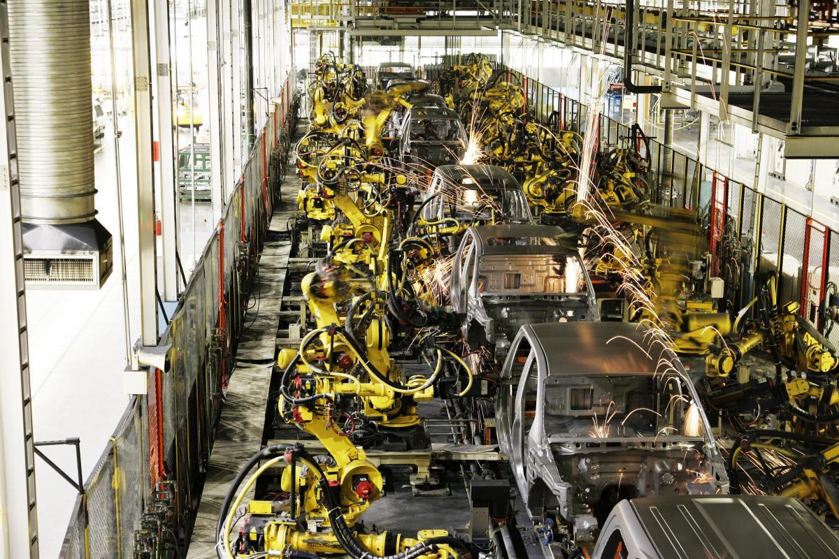 Nissan Manufacturing