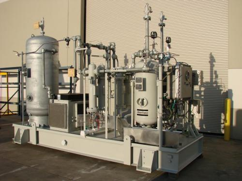 Custom Engineered Instrument Air Dryers For Refineries