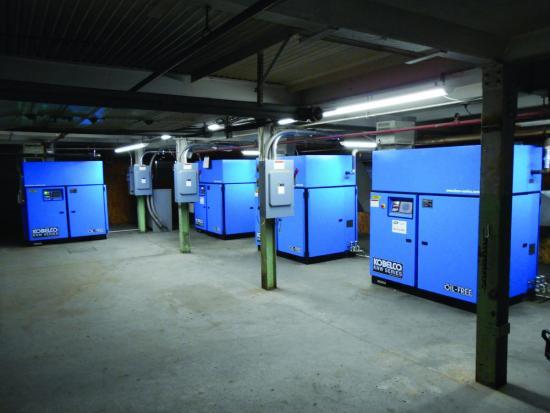 Kobelco Installation