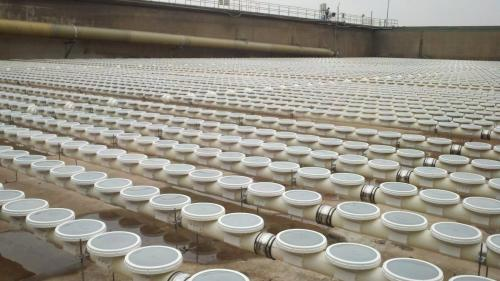 70,000 pieces of 9-inch disc diffusers with PTFE membrane coatings.