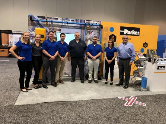 Parker 2019 Best Practices EXPO