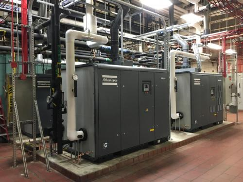 Compressors at NIST