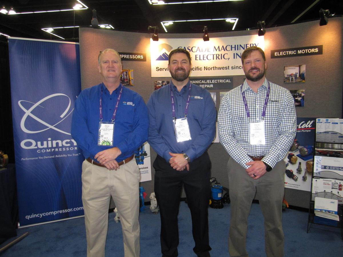 Cascade Engineering at NFBW