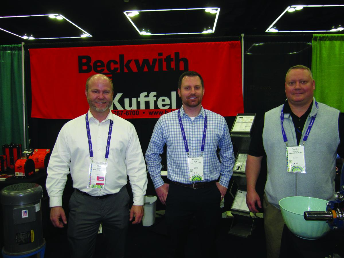 Beckwith & Kuffel at NFBW