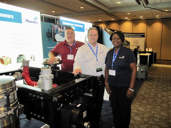 Howden Roots at BPExpo 2018