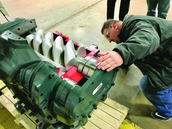 Filling the Gap for Air Compressor Service Technicians