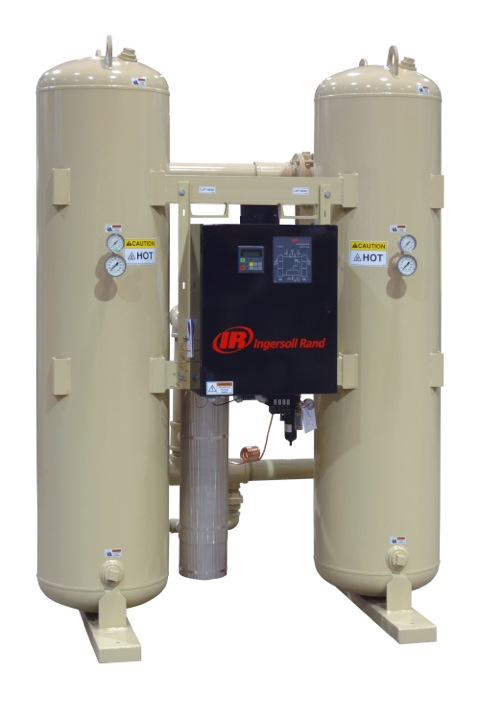 IR Desiccant Dryer