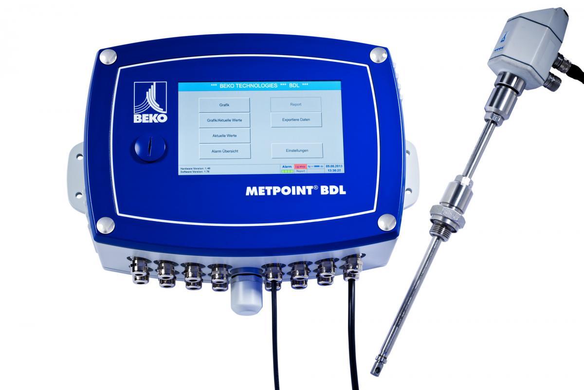 Beko Metpoint Monitor