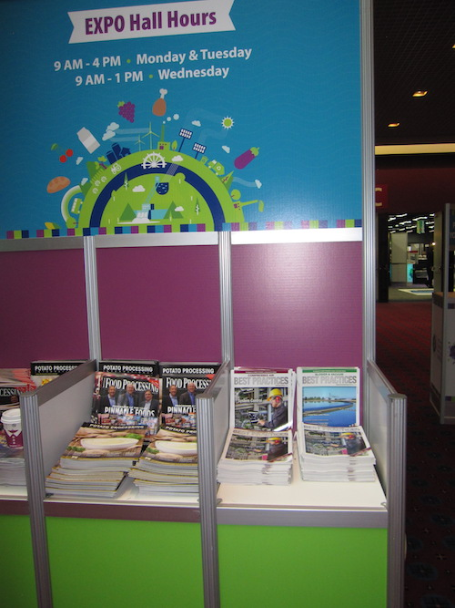Magazines at NWFP show