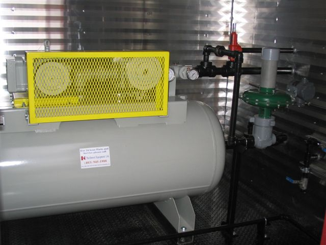 Vapor Recovery Units Manage Greenhouse Gases | Compressed