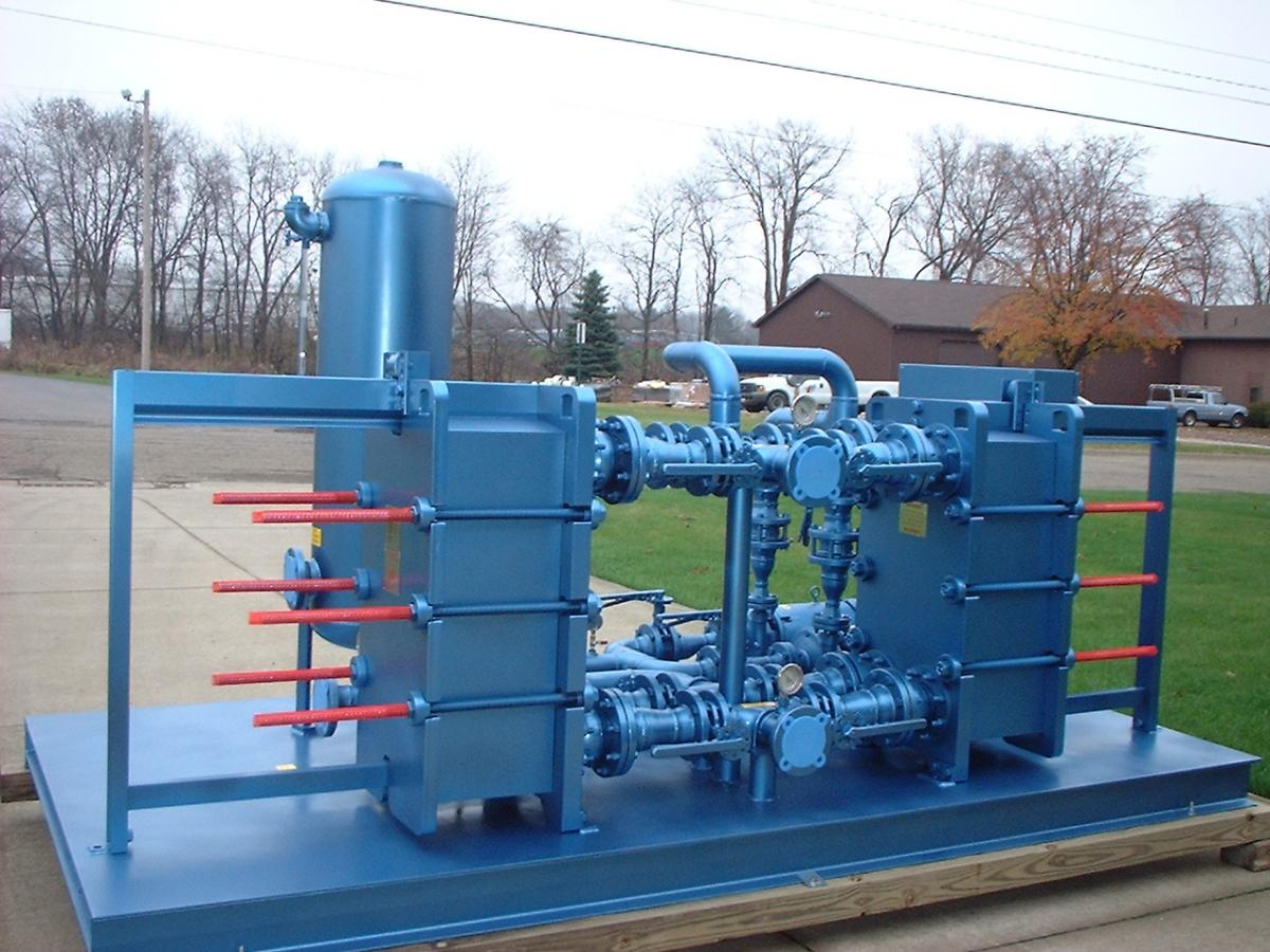 Specifying an Air Compressor Cooling System   Compressed Air