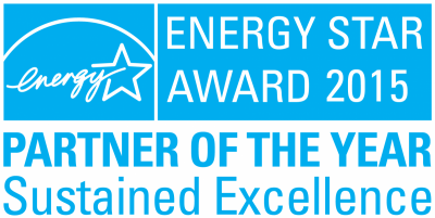 Energy Star Award 2015