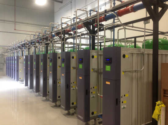 Selecting Purity Levels with Onsite Nitrogen Generators