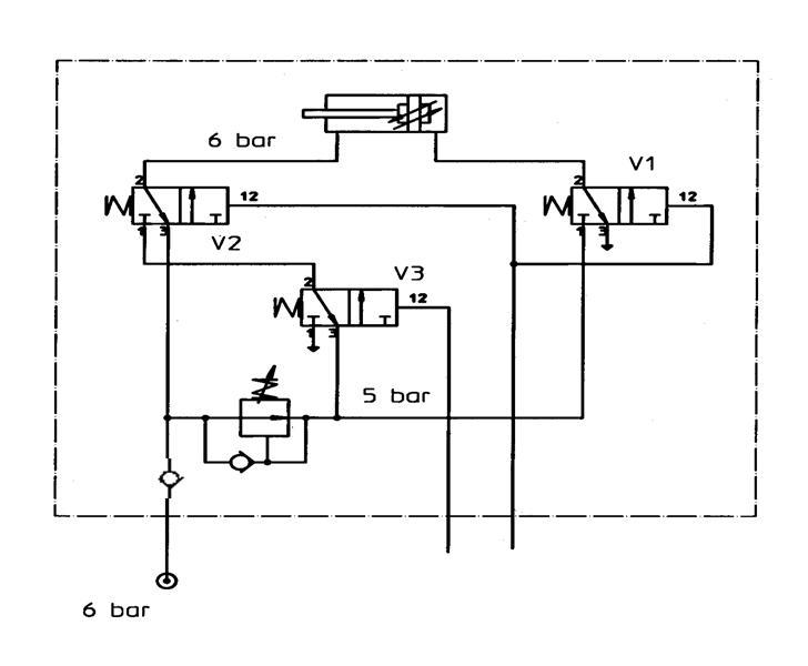 air cylinder schematic pneumatic and vacuum energy optimization in oem machines  vacuum energy optimization in oem