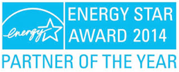 Energy Star Award 2014