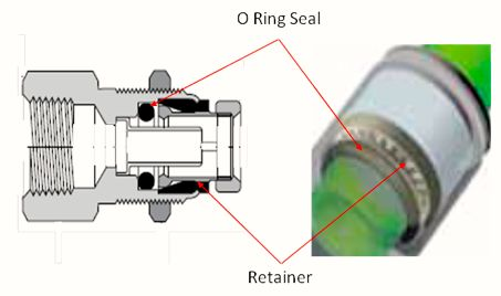 how to put thread seal