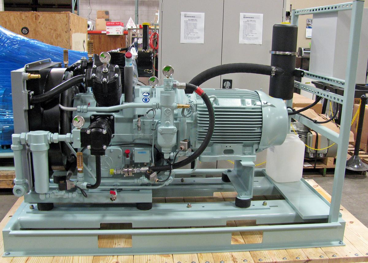 11 key considerations for selecting a pet air compressor