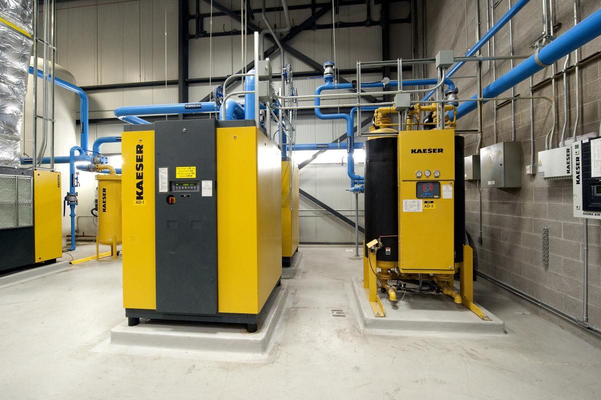 Boeing Canada Winnipeg Recognized For Compressed Air