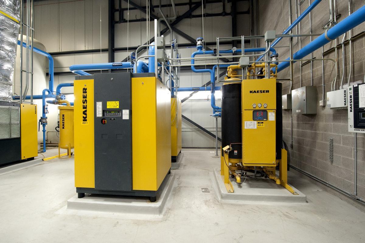 Air Compressor Room Ventilation Design More Installations A Extraction
