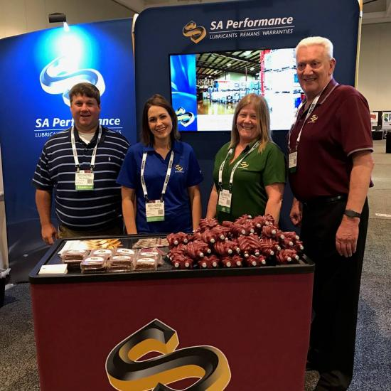 SA Performance Best Practices EXPO