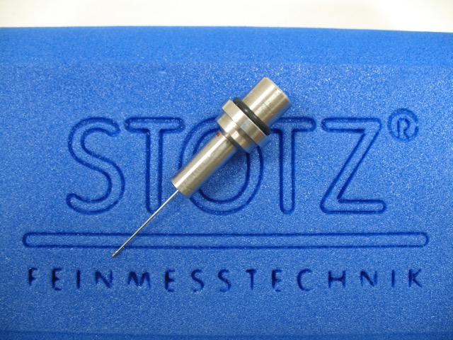 Stotz air gauge tip